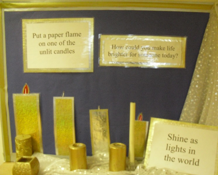St Peter's CE School Alvescot - Prayer and Reflection